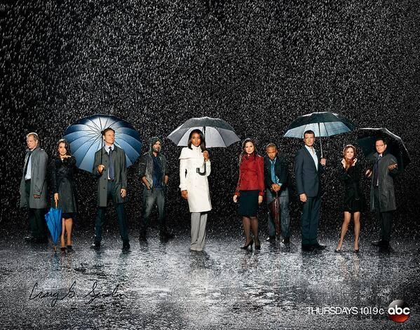 scandal rain